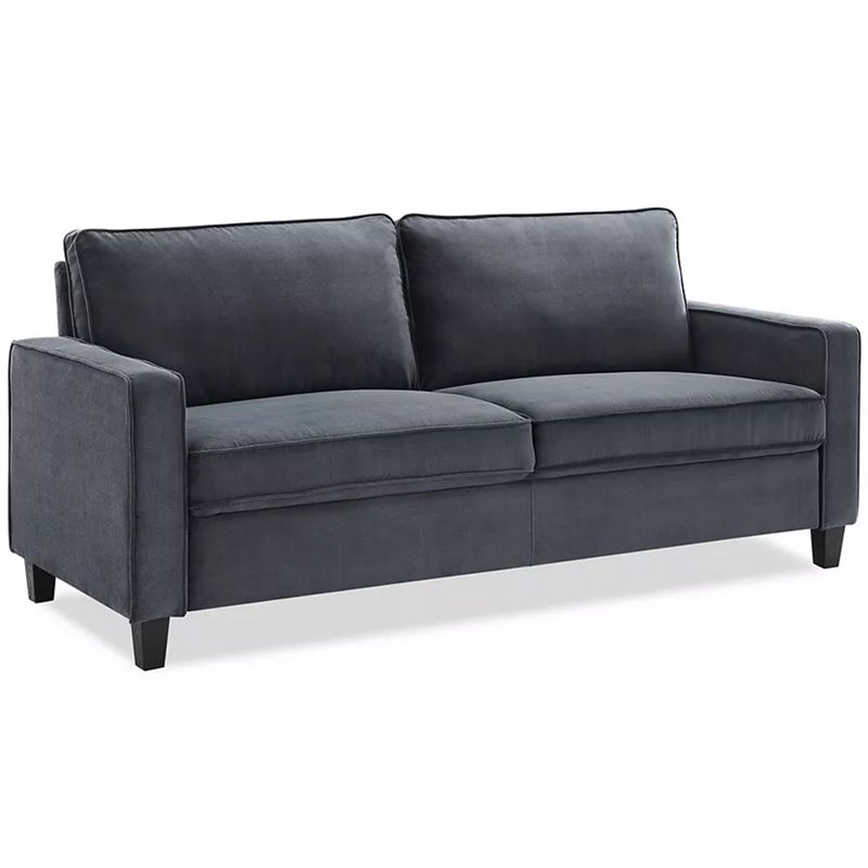 Merveilleux Lifestyle Solutions Silverton Sofa In Gray