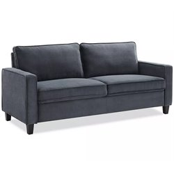 Lifestyle Solutions Silverton Sofa in Gray