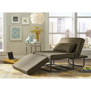 Relaxalounger Amare Otto-Kube Convertible Chaise Lounge