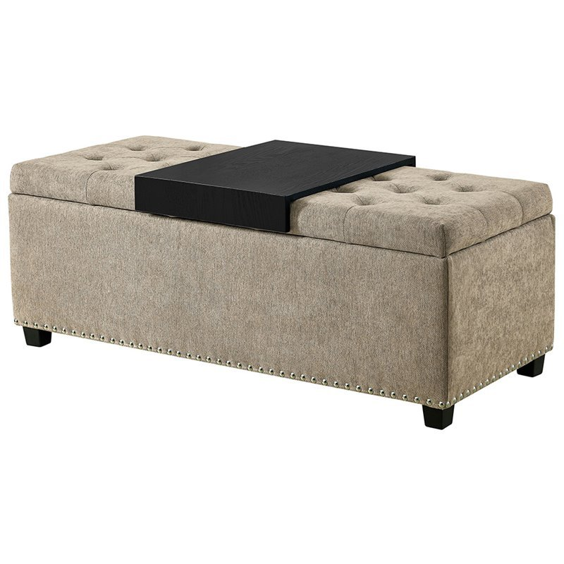 Surprising Lifestyle Solutions Relax A Lounger Rodeo Storage Ottoman Bench Frankydiablos Diy Chair Ideas Frankydiabloscom