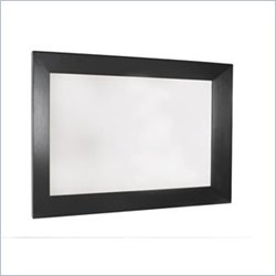 Lifestyle Solutions Zurich Wall Mirror in Cappuccino