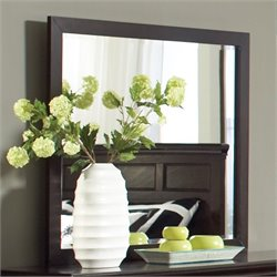 Coaster Camellia Country Chic Mirror in Cappuccino