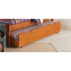 Coaster Ashton Trundle Bed in Honey