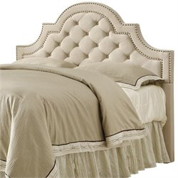 Coaster Ojai Upholstered Headboard in Beige