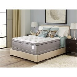 Coaster Maui Twin Pillow Top Mattress