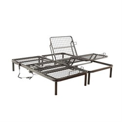 Coaster Twin Extra Long Adjustable Bed