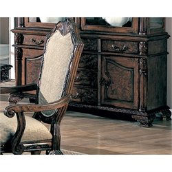 Coaster Saint Charles 6 Drawer Buffet in Brown