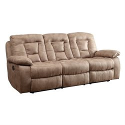 Coaster Evensky Power Sofa in Bone