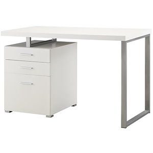 Coaster Hilliard 3 Drawer Computer Desk