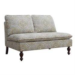 Coaster Upholstered Loveseat
