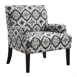 Coaster Geometric Pattern Accent Chair