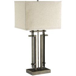 Coaster Contemporary Table Lamp in Beige