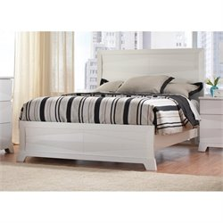 Coaster Karolina Queen Panel Bed in White