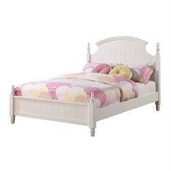 Coaster Bethany Twin Poster Bed in White