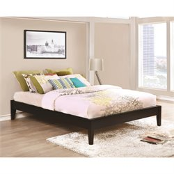 Coaster Hounslow California King Platform Bed in Cappuccino