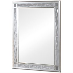 Coaster Leighton Mirror in Silver