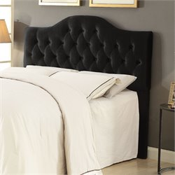 MER1219 Coaster Headingley Headboard in Black