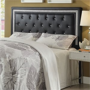 MER1219 Coaster Andenne Headboard in Black