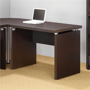 Coaster Skylar Writing Desk in Cappuccino