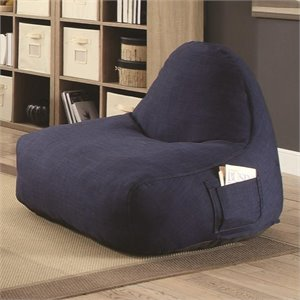 MER-1220 Coaster Lazy Life Bean Bag