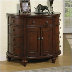 Coaster Accent Chest in Medium Brown