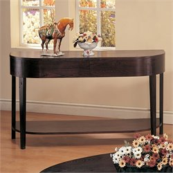 Coaster Gough Sofa Table with Shelf