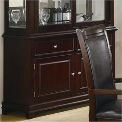 Coaster Ramona Dining Room Buffet in Walnut