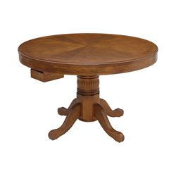 Coaster Mitchell 3-in-1 Game Table in Oak