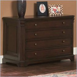 Coaster Cherry Valley 2 Drawer File Cabinet