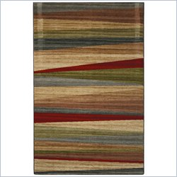 Coaster Mayan Sunset Rug