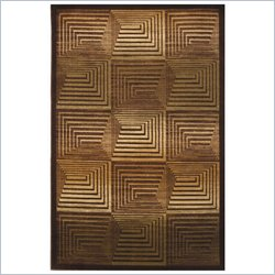Coaster Corbin Brown Rug
