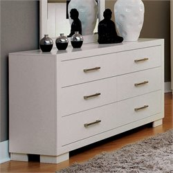 Coaster Jessica Six Drawer Dresser in White