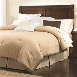 Coaster Tatiana Panel Headboard in Espresso