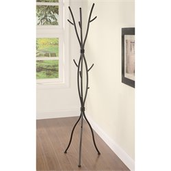 Coaster Branch Style Metal Coat Rack
