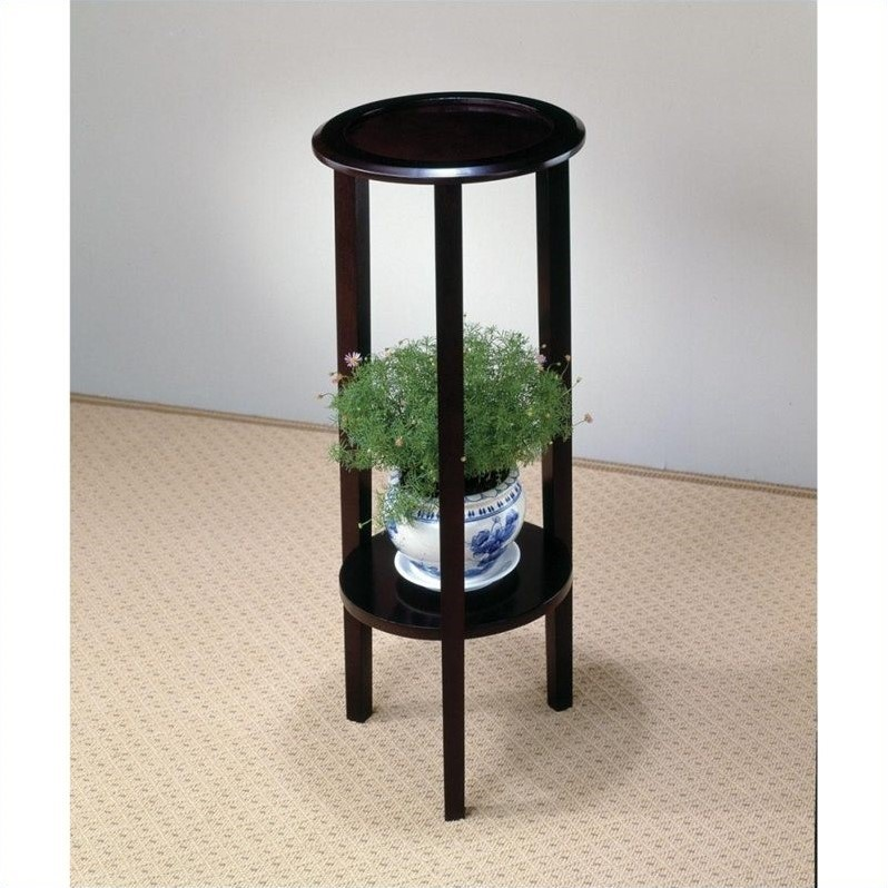 Small Round Plant Stand