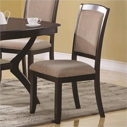 Coaster Memphis Side Dining Chair