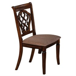 Coaster Dining Chair in Oak
