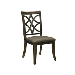 Coaster Meredith  Dining Chair with Fabric Cushion Seating