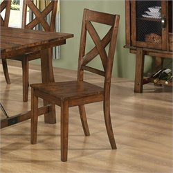 Coaster LawsonX-Back  Dining Chair