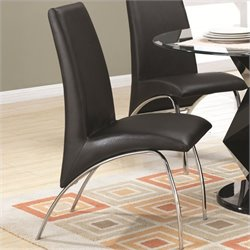 Coaster Ophelia Dining Chair  in Black