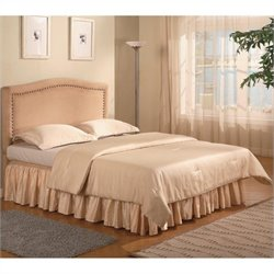 Coaster Lewis Queen Panal Headboard in Tan
