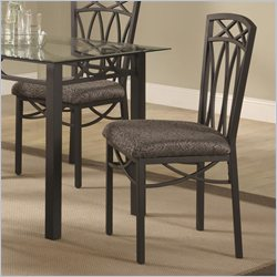 Coaster Blake Side Chair in Black