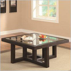 Coaster Occasional Group Contemporary Coffee Table