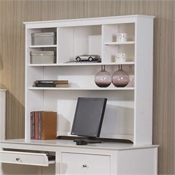 Coaster Selena Hutch in White