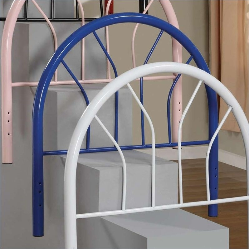 Coaster Youth Headboards Twin Spindle Headboard in Blue