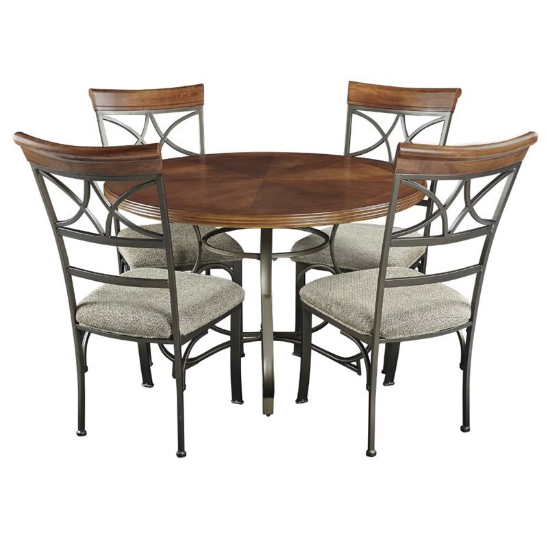 Powell Furniture Hamilton 5 Piece Dining Set