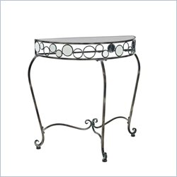Powell Furniture Reflections Console Table