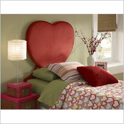 Powell Furniture Heart Twin Size Headboard