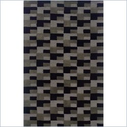 Powell Furniture Bombay Rug Zuma in Grey - 2 x 3