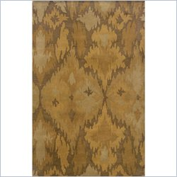 Powell Furniture Bombay Rug Goa in Beige - 2 x 3